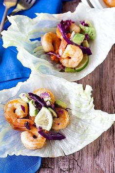 Sriracha Lime Shrimp Lettuce Wraps   15 Delicious Shrimp Dishes You Can Make In Just 15 Minutes