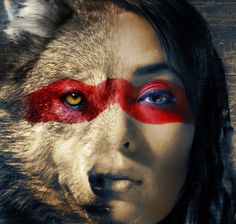 The Ojibwe creation story that depicts the wolf as a companion of man stands in stark contrast to the European view of the wolf.