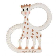 Bijtring Sofie de Giraf Kleine Giraf