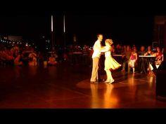 Démo Mazurka-tango & Polka - Koen Dhondt & Elena Leibbrand (Frisse Folk) - YouTube