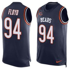 16056937598bc6 James Conner jersey Nike Bears  94 Leonard Floyd Navy Blue Team Color Men s  Stitched NFL