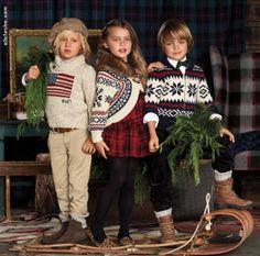 ALALOSHA  VOGUE ENFANTS  Ralph Lauren Holiday mood 2014 Ralph Lauren Kids,  Shops, eaca83ec57c