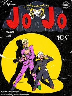 1355 Best JoJo's Bizarre Adventure images in 2019 | Jojo