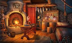 Pin on Cottages in games by MHG