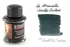 Dickens blue-green.