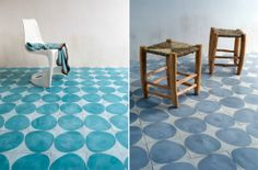 Creative Cement Tile Mash-ups | Wave Avenue