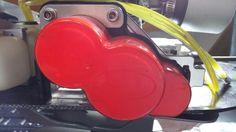 Die Originale Getriebe Abdeckung aus Kunststoff