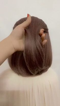 Access all the Hairstyles: - Hairstyles for wedding guests - Beautiful hairstyles for school - Easy Hair Style for Long Hair - Party Hairstyles - Hairstyles tutorials for girls - Hairstyles tutorials Half Updo Hairstyles, Cute Hairstyles For Short Hair, Little Girl Hairstyles, Wedding Hairstyles, Beautiful Hairstyles, School Hairstyles, Hairstyles Videos, Easy Party Hairstyles, Baddie Hairstyles