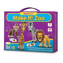 "Match It! Make It Zoo - The Learning Journey - Toys ""R"" Us"