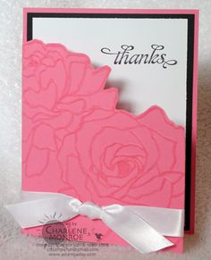 Manhattan Thanks by Stamper1106 - Cards and Paper Crafts at Splitcoaststampers