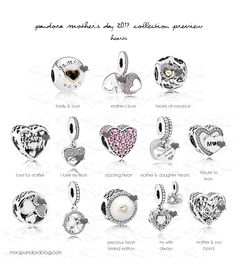 Pandora Mother's Day 2017 collection