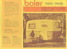 History of the iconic Boler trailer
