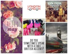 Have a look at my moodboard on the blog! May has a lot to offer. #London #Moodboard