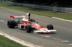 Emerson Fittipaldi | McLaren M23 | British Grand Prix