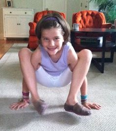 Kids' Holy Yoga: Firefly Pose--Let your light shine! @holyyoga #kidsyoga #holyyoga #kidsholyyoga