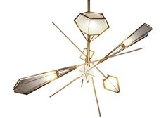 Harlow Chandelier - Large Product Image Number 1