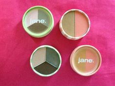 Preview, Swatches: #FF Flashback Friday '90s Revival With Jane Cosmetics – Satin Split Stick, Blushing Bronze Duo, Shimmering Suede Shadow, Crushed Velvet Volumizing Mascara