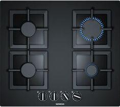 Table De Cuisson Gaz 60 cm 4 Feux 7000w Noir - Rgv64tfmpn - Plaque gaz BUT
