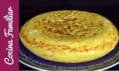 TORTILLA. Como hacer una tortilla de patata. Chef. Javier Romero. VIDEO: https://www.youtube.com/watch?v=w7O6sOgqdr8