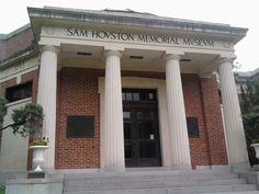 Sam Houston Museum, Huntsville, TX