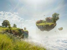 9 Illusions d'Optique de Erik Johansson (8)
