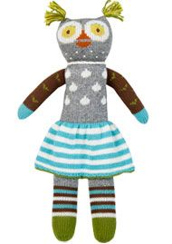 Love this owl doll! For the girl