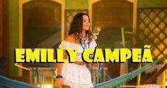 BBB17: Emilly é a grande campeã com 58%, Vivian 41% e Ieda 1%