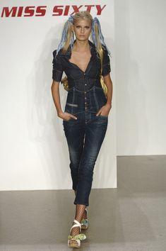 Miss Sixty at New York Fashion Week Spring 2007 - Runway Photos