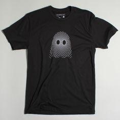 Resonator Ghost Tee - Black