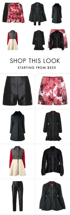 """Untitled #4069"" by luciana-boneca on Polyvore featuring Moncler Gamme Rouge"