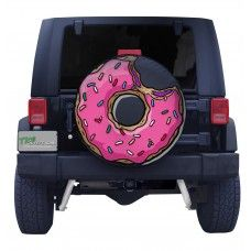 Camping is Cheaper than Therapy /& You Get Smores Camper RV Travel Spare Tire Cover OEM Vinyl Black 29 in Tan