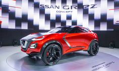 Hot crossover SUV has world debut at the world's largest auto show.