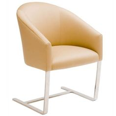 Furniture Arm & side chairs cantilever CANTILEVER TUB CHAIR 5211 Donghia,Furniture,Arm & side chairs,cantilever,Upholstery ,05211,5211,CANTILEVER TUB CHAIR