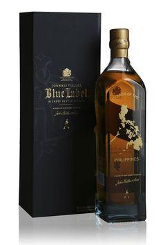 Johnnie Walker Blue Label Philippine LimitedEdition