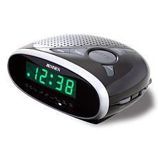 Jensen AM/FM Dual-Alarm Clock Radio Price: USD 19.95 | United States