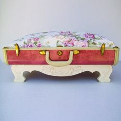 Suitcase pet beds made from vintage suitcases in furniture  with Vintage suitcase Recycled Bed Animals