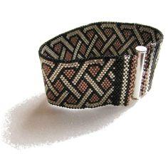 Bracelet peyote...