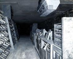 Liquor Store At Night, Aaron Wiesenfeld