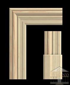 Door Frame Molding, Wall Molding, Moulding, Dining Room Furniture Design, Indian Doors, Wooden Main Door Design, Door Design Interior, Bamboo Design, Architrave