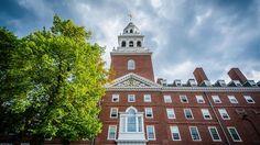 5 cursos de negocios que Harvard y Yale ofrecen gratis en Internet  La Universidad de Harvard. Foto: Shutterstock