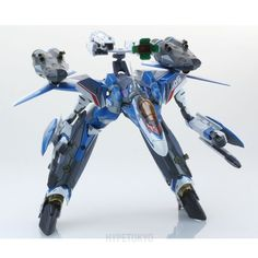 Macross Delta Bandai Plastic Model : VF-31J Super Siegfried [Hayate Immelmann Use]