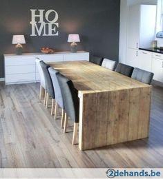 9 beste afbeeldingen van Eetkamer - Dining rooms, Diy ideas for home ...