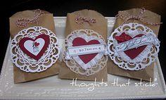 Cute Cookie Treat Bags