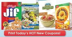 Save on Breakfast with Printable Coupons