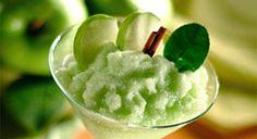 Varomeando: Granizado de manzana con limón