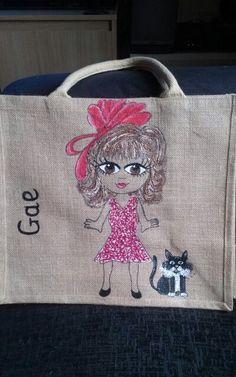 Jute bag mels jute bags ebay 12 pounds Jute Shopping Bags, Painted Bags, Jute Bags, Burlap, Reusable Tote Bags, Ebay, Hessian Fabric, Jute, Canvas