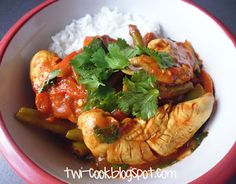 The Way I Cook: Chicken Tikka Masala