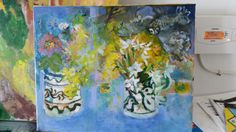 Paintings, Windows, Art, Art Background, Paint, Painting Art, Kunst, Performing Arts, Painting