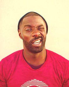 Idris Elba  -Lord help me..
