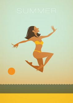 Summer by Stan Chow, via Flickr
